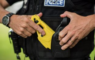 More Devon and Cornwall Police officers can be equipped with Tasers. Picture: OPCC/Matt Austin