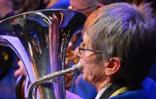 Exmouth Town Concert Band had been due to perform in Budleigh Salterton on March 25.