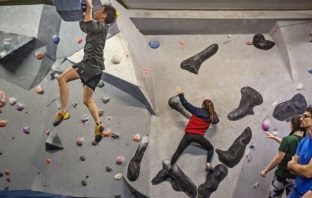 The Climbing Hangar could be coming to Exeter. Image: The Climbing Hangar