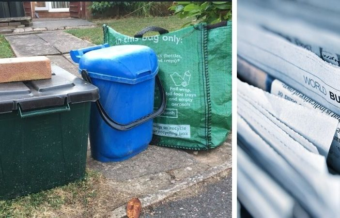 East Devon District Council will further trial paper-only sacks in the Brixington area of Exmouth.