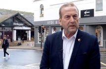Exeter City Council leader Phil Bialyk.