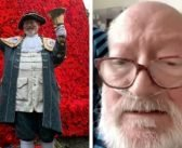 'On day six I nearly died' – Exmouth town crier survives coronavirus and warns 'we have not seen anything yet'
