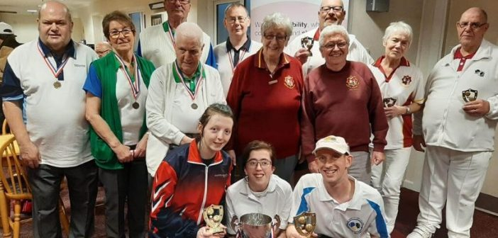 Honiton hosts Disability Bowls England 2020 regional competition
