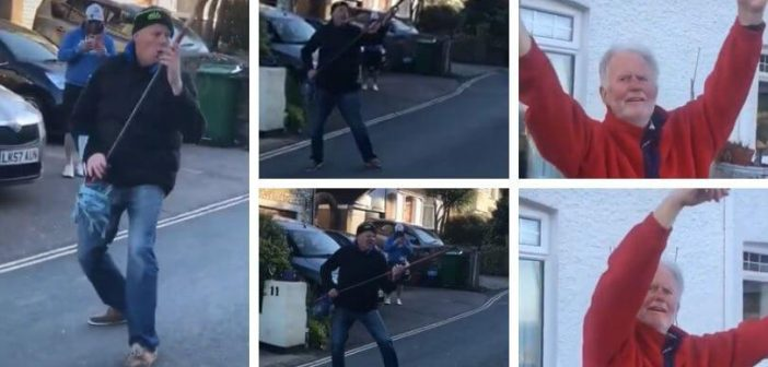 VIDEO: Quarantine karaoke in Beer sends loud message to NHS – 'You'll Never Walk Alone'