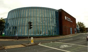 Riverside Leisure Centre in Exeter.