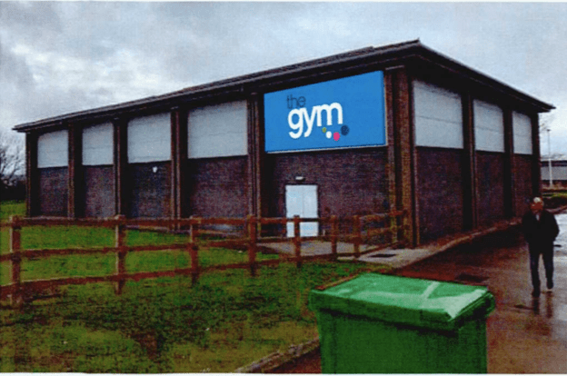 Artist's impressions of how The Gym on the Liverton Business Park in Exeter could look. Images: The Gym