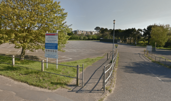 The Maer Road car park in Exmouth. Picture: Google Maps