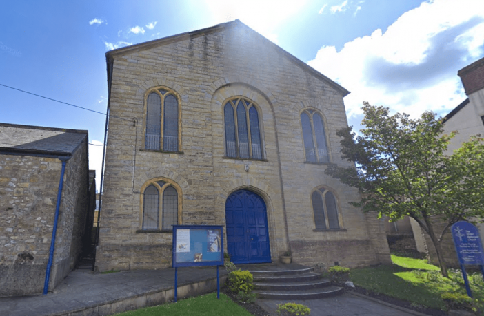 The former United Reformed Church in Chard Street, Axminster. Picture: Google Maps