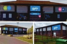 Artist's impressions of how The Gym on the Liverton Business Park in Exeter could look. Images: The Signage & Display Co.