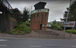 The Cathedral and Quay multi-storey car park in Exeter. Picture: Google Maps