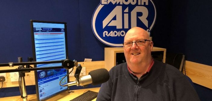 Radio goes coast-to-coast as Exmouth Air prepares to launch in Sid Valley