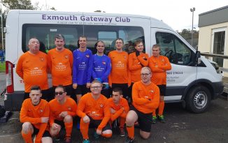 Exmouth Tigers FC. Picture: Exmouth Gateway Club