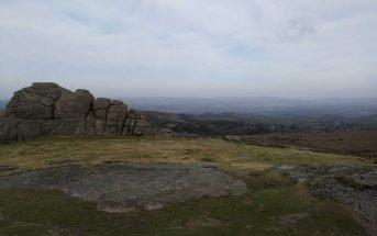 Archive photo - Haytor Rocks on Dartmoor. Picture: Daniel Clark