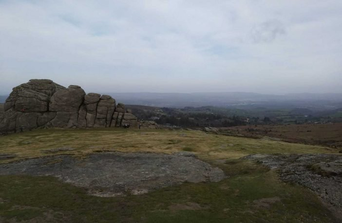 Archive photo - Haytor Rocks on Dartmoor. Picture: Daniel Clark