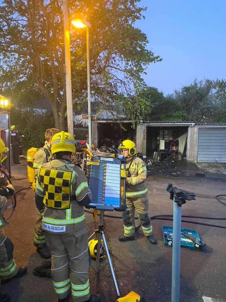 Picture: Charmouth Fire Station