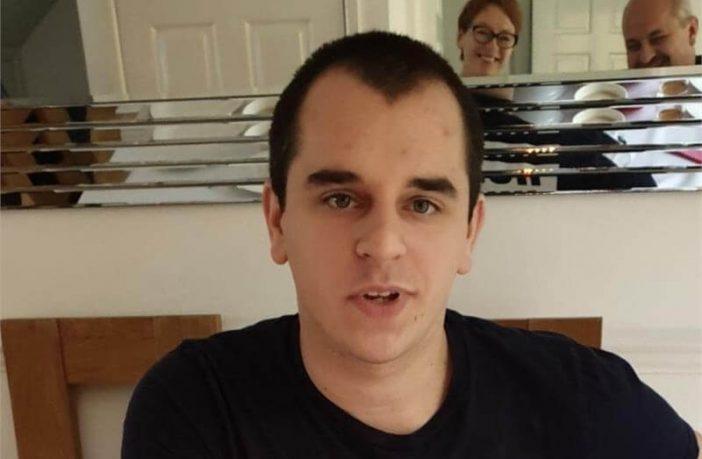 Daniel Adametz from Exeter.