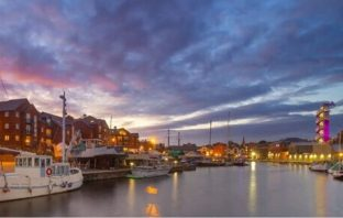 Exeter Ship Canal and Exe Estuary can be used for 'recreational purposes' again. Picture: Exeter City Council