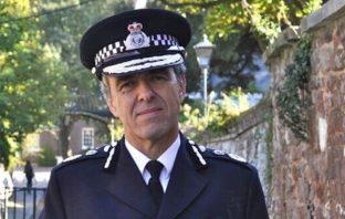 police Devon