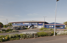 The Range on Liverton Business Park in Exmouth. Image: Google Maps
