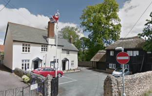 Sidmouth Town Council is based at Woolcombe House. Picture: Google Maps