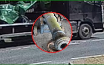 The cannons were stolen from Dalwood near Axminster.