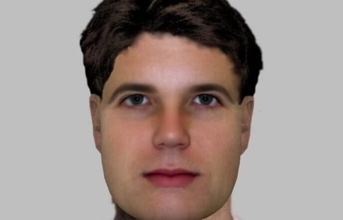 Police have released this e-fit of the suspect following two reports of indecent exposure in the Exmouth area.
