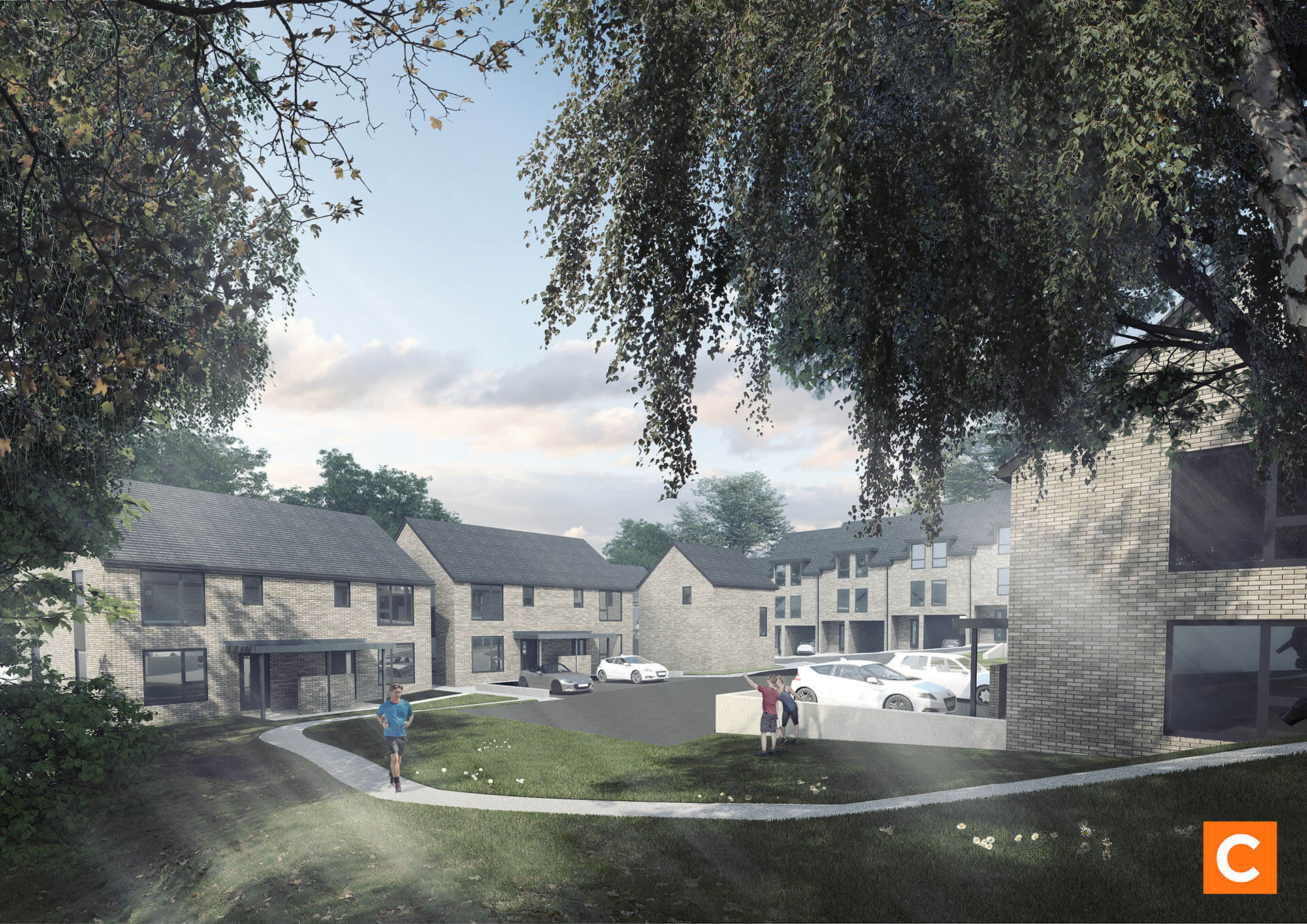 An artist's impression of the Gloucester Road scheme. Picture: LiveWest