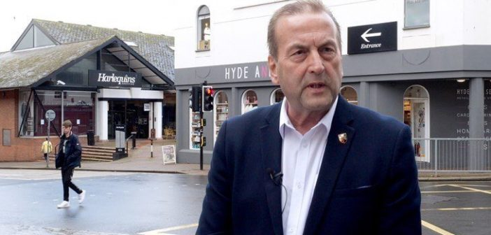 'Silence is compliance' – Exeter City Council leader's message of support for Black Lives Matter movement