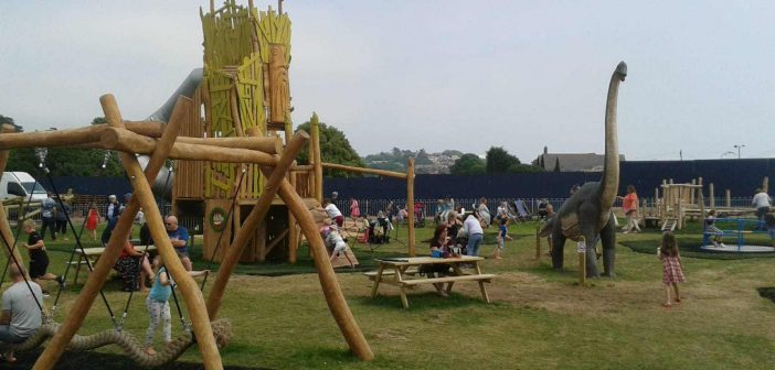 Exmouth Queen's Drive play area to open within days as council announces 12 to reopen across East Devon