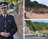 'Super Saturday' drinkers heading for Exmouth are warned police 'cannot tolerate' a repeat of recent anti-social behaviour