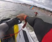 VIDEO: RNLI lifeguards rescue young kitesurfer at Exmouth and warn beginners of 'strong' currents