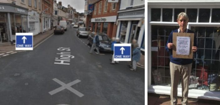 Budleigh businesses 'grateful'  as town council scraps 'unnecessary' temporary one-way system plan for High Street