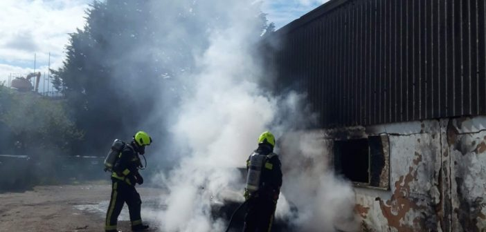 Police say latest arson in Exmouth is not linked to spate of deliberately-started blazes