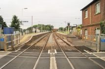 Pinhoe railway station in Exeter. Image: Nigel Thompson/Geograph