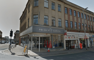 Posh Pizza Ltd wants to turn 93-94 Fore Street, Exeter, into an eatery. Picture: Google Maps