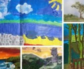 East Devon and Exeter children's art shows they care about the countryside