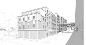 Developer scraps top floors in changes to homes and hotel plans for Harlequins shopping centre in Exeter