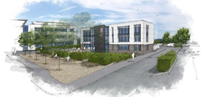 £5million boost for new building at Exeter Science Park