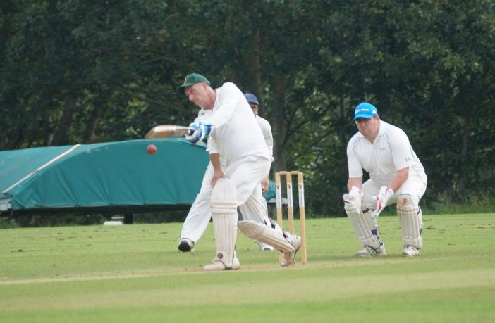 Prolific run-scorer for Tipton Phil Tolley. Picture: Tipton St John Cricket Club