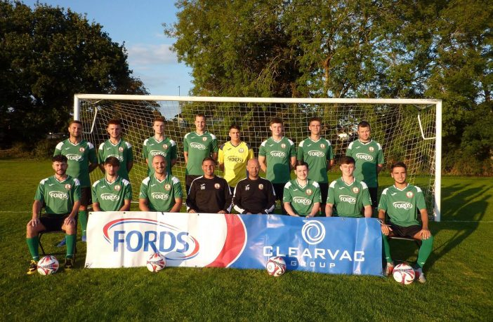 Sidmouth Town AFC.
