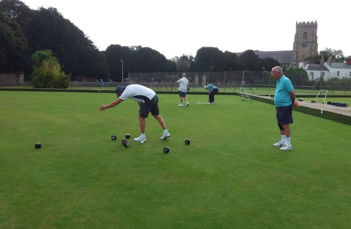 Picture: Sidmouth Bowling Club