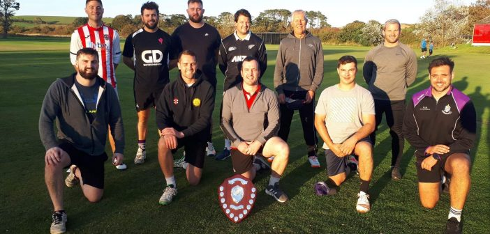 Budleigh Cricket Club Academy XI lift Community League title
