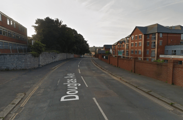 Stock photo - Douglas Avenue in Exmouth. Image: Google Maps