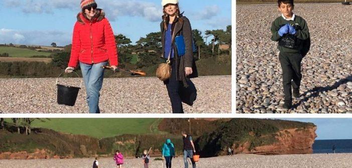 'Something must be done' Deep clean call for metal detectors to rid Budleigh beach of increasing dangerous debris