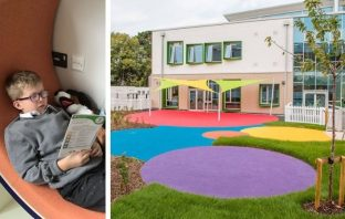The Deaf Academy has opened its new home in Exmouth. Photos: Lily Holman