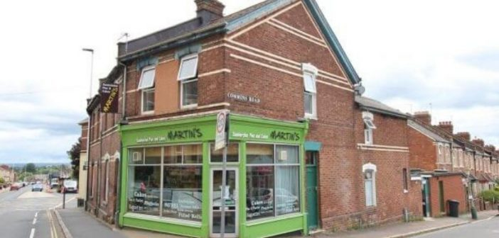 Exeter sandwich and pie shop is on the market for the first time in 32 years