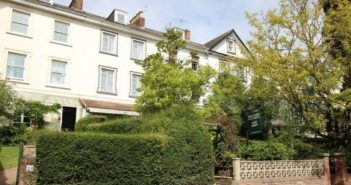 Grade II listed guesthouse in Exeter is for sale for £660,000 freehold