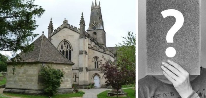 Injured pensioner seeks Ottery Good Samaritan who helped after a churchyard fall in Gloucester