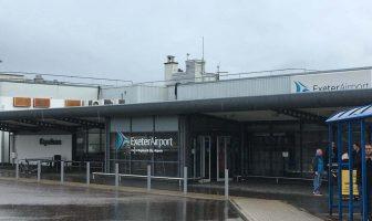 East Devon Exeter Airport.