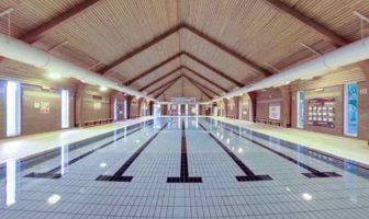 Honiton Swimming Pool. Image: LED